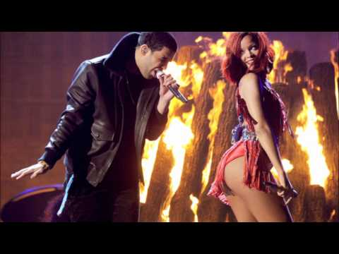Drake ft. RIhanna - Take care HQ (with...