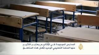 الأبنية التعليمية في مصر تعاني إهمالا حكوميا