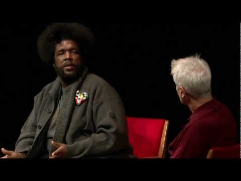 "PUBLIC FORUM: David Byrne & Ahmir ""?uestlove"" Thompson"