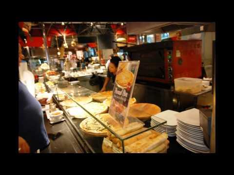 World Class Dinning in Bangkok – Food Loft Central Chidlom