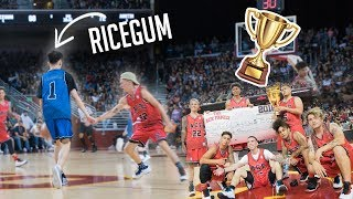 BREAKING RICEGUM'S ANKLES FOR $75,000!