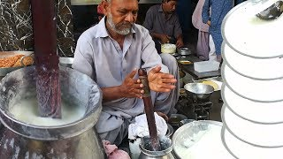 Famous Indian Punjabi LASSI MAKING | Hyderabad Street Food Pakistan | Sweet Lassi - Salty Lassi