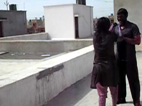 Holi Masti video