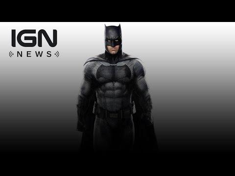 Ben Affleck Confirms Solo Batman Movie Title - IGN News
