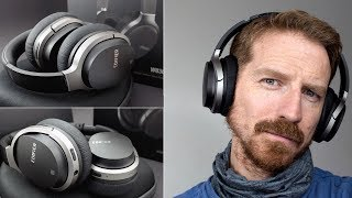 EDIFIER W830BT Headphones Review - INSANE BATTERY!