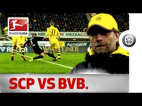 Jürgen Klopp and BVB - Turning Point Missed in Paderborn