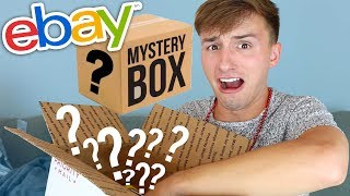 OPENING EBAY MYSTERY BOXES!!