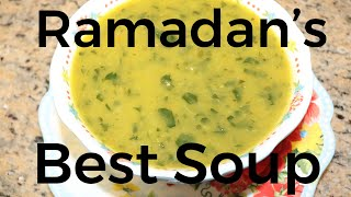 Ramadan's Best Soup | Easy, Delicious And Rich In Nutrients (Vegan)