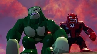 LEGO BATMAN 3: BEAST BOY VS ATROCITUS - EPIC BATTLE