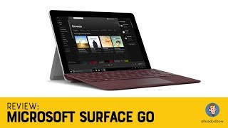 Surface Go Review - An Artist Take