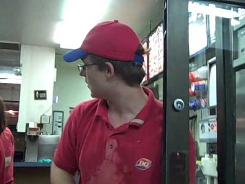 Star Trek blows up Dairy Queen! (5/16/09-73)