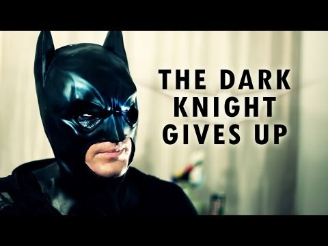 The Dark Knight Rises - Teaser Trailer Parody