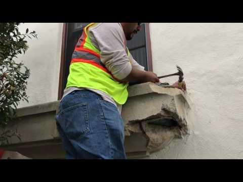 Marine Corps Recruit Depot San Diego - Window Box Restoration