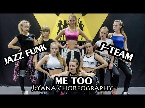 Megan Trainor - Mee Too (Jason Chen X JuNCurryAhn cover) / J.Yana choreography