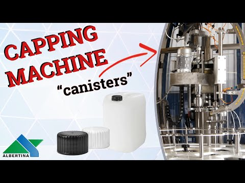 Albertina - Capping machine Capline CN