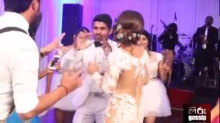 කෞෂාල්, භාග්යාගේ විවාහ සාදයේදී දිනක්ෂි, ශලනි, අංජනා නටපු නැටුම්!! (කට වහගෙන බලන්න ) Wedding of Kaus