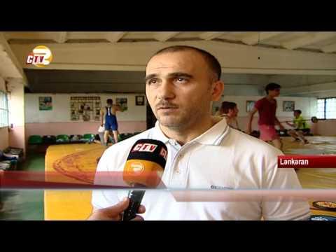 Lənkəranlı güləşçilər ölkə çempionatında 4 medal qazanıb