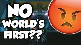 NO WORLD'S FIRST FOR CURSE OF OSIRIS RAID LAIR? [Destiny 2]