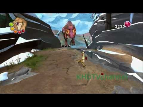 Ice Age 3 Dawn of the Dinosaurs PC Walkthrough part 4 - Sid's Good or Bad Day?