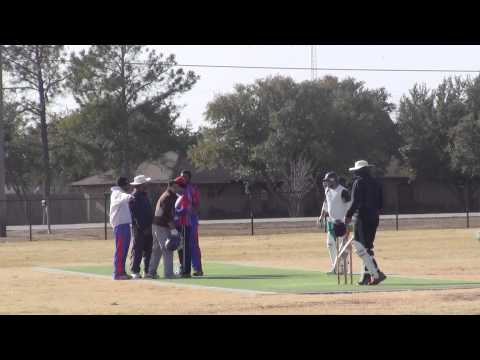 Hunters vs Gladiators - Part 1 - 2014 Longhorns premier league - Dallas Cricket