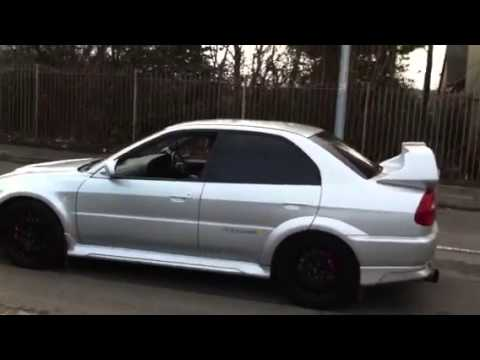 Evo5 launch control