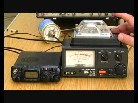Coaxial Cable Losses & Velocity Factor_0001.wmv