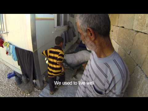 Syria's Refugee Children: Abdallah Daily Bread