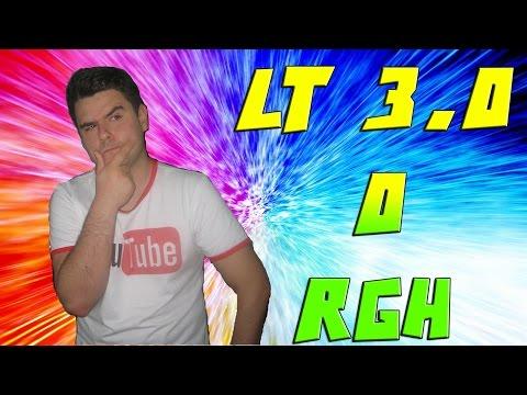QUÉ ES MEJOR LT3.0 O RGH ?XBOX 360