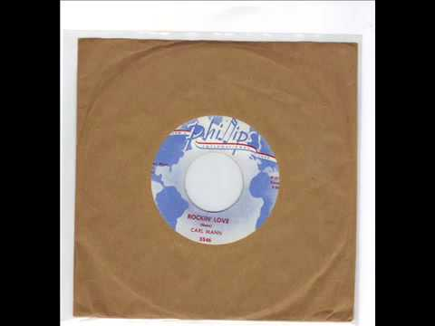 CARL MANN -  ROCKIN' LOVE -  PRETEND -  PH  INT 3546 wmv