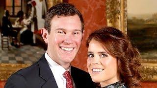 Royal snub against Princess Eugenie fiance