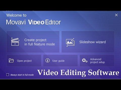 Movavi Video Editor 12