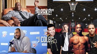 NBA Players Name Their Favorite Rappers (LeBron James, James Harden, Michael Jordan, and more!)