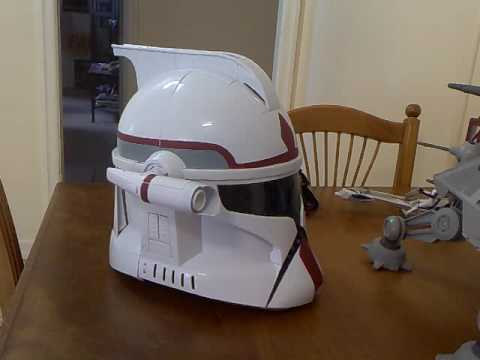 how to make your own clone trooper helmet