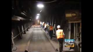 Cliffs mine tours are returning Tuesday