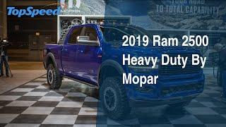 2019 Ram 2500 Heavy Duty By Mopar