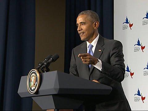 Obama Cautiously Optimistic on Future With Cuba