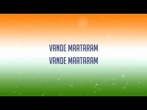 Vande Mataram Independence Day song best Whatsapp status video | Happy  Independence Day 2017 |