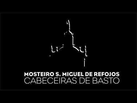 Abra�o - Mosteiro S. Miguel de Refojos - Cabeceiras de Basto
