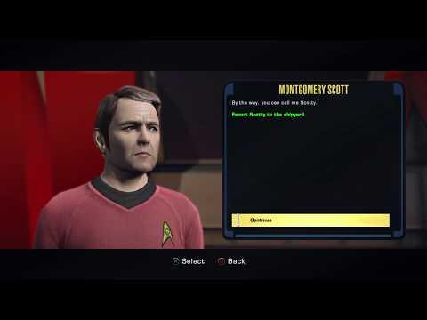 Star Trek Online Episode 14 Re-Trek to the Past