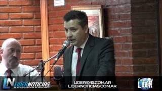 LIDER NOTICIAS - 44° ANIVERSARIO DEL COLEGIO DE ABOGADOS DE SAN MARTÍN - 09 DE DICIEMBRE DE 2015