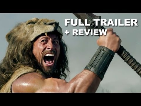 Hercules The Thracian Wars Official Trailer + Trailer Review 2014 : HD PLUS