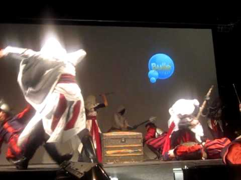 MIA3 - Cosplay - Assasins Creed