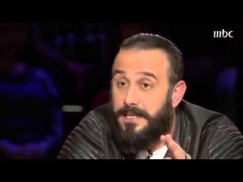 الفنان قصي خولي من على منبر العدو السعودي في قناة MBC :