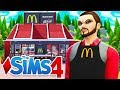 I BOUGHT A MCDONALDS Sims 4 8 mp3
