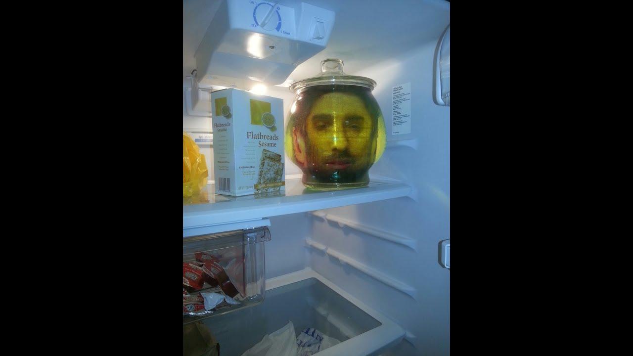 April fools day prank 2014 head in jar youtube for Heads in jar