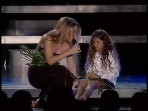 Hero - Mariah Carey video