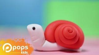 Đất Sét Biến Hình - Ốc Sên - Snail Play Doh [Official]