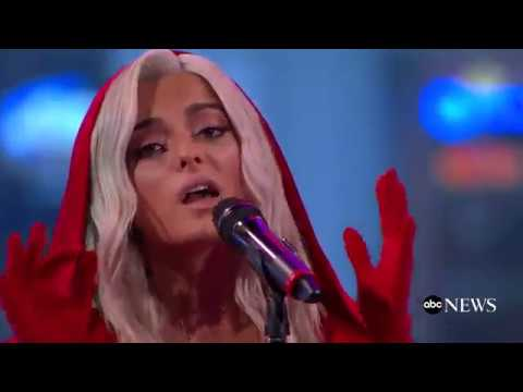 Bebe Rexha - In The Name Of Love (Live On Good Morning America)