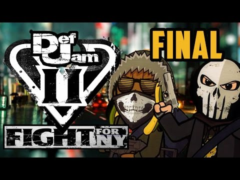 Cryme Tyme Lp - Def Jam Fight For Ny (part 13 Final) video