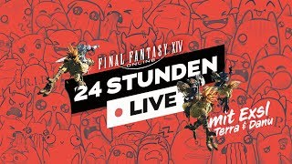 Final Fantasy 14 Start mit Exsl, Terra & Danu!